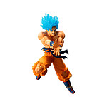 Dragon Ball - Statuette Ichibansho Super Saiyan God Super Saiyan Son Goku 16 cm