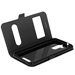 Avizar Etui folio Noir pour Asus Zenfone 3 Max ZC520TL
