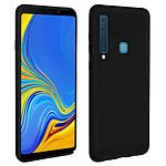 Avizar Coque Noir Souple pour Samsung Galaxy A9 2018