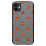 1001 Coques Coque silicone gel Apple iPhone 11 motif Caca