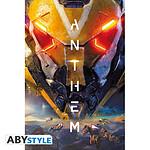 Anthem -  Poster Javelin (91,5 X 61 Cm)