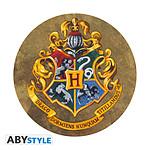 Harry Potter -  Tapis De Souris Souple Poudlard