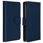 Avizar Etui folio Bleu Nuit pour Tous les smartphones compris entre 5,81 et 6,3 pouces