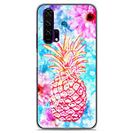 1001 Coques Coque silicone gel Huawei Honor 20 Pro motif Ananas