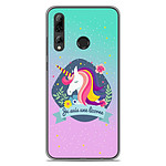 1001 Coques Coque silicone gel Huawei P Smart Plus 2019 motif Je suis une licorne
