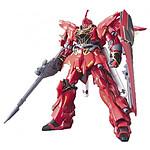 Gundam - Figurine 1/144 HGUC Sinanju Model Kit 13cm