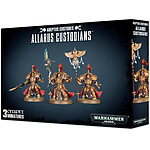 Warhammer 40k - Adeptus Custodes Allarus Custodian