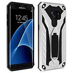 Avizar Coque Argent pour Samsung Galaxy S7 Edge