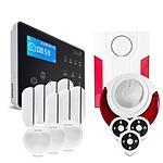 Alarme maison sans fil NEOS - Kit 7 - Atlantic'S