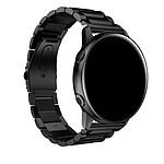 Avizar Bracelet de montre Noir pour Samsung Galaxy Watch Active2 40mm, Samsung Galaxy Gear S2 Sport