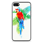 1001 Coques Coque silicone gel Apple IPhone 8 motif RF Tropical party