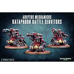 Warhammer 40k - Adeptus Mechanicus Kataphron Battle Servitors