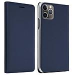 Avizar Etui folio Bleu Nuit Porte-Carte pour Apple iPhone 11 Pro
