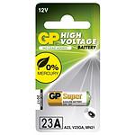GP Super Pile Alcaline 12 V Lr23 A23 GP_A23_12V