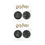 Harry Potter - Pack 2 pièces de collection Dumbledore's Army: Harry & Ron Limited Edition