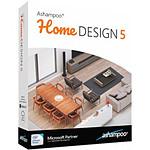 Ashampoo Home design 5 - Licence perpétuelle - 1 poste - A télécharger