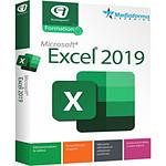 Formation Excel 2019 - Licence perpétuelle - 1 poste - A télécharger