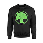 Magic the Gathering - Sweat Mana Green - Taille S