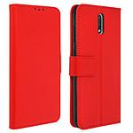 Avizar Etui folio Rouge pour Nokia 2.3