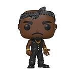 Tupac Shakur - Figurine POP! Tupac 9 cm