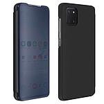 Avizar Etui folio Noir pour Samsung Galaxy Note 10 Lite