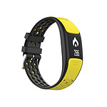 Cellys Bracelet connecté bluetooth Healthy 2.0 Jaune