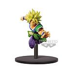 Dragon Ball Super - Statuette Match Makers Super Saiyan Broly 18 cm