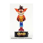Crash Bandicoot - Figurine Body Knocker Bobble Crash 16 cm