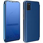 Avizar Etui folio Bleu pour Samsung Galaxy Note 10 Lite