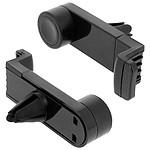 Avizar Support voiture Noir pour Smartphones d'une largeur comprise entre 55 et 82 mm