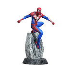 Spider-Man 2018 - Statuette Spider-Man video game gallery 25 cm