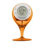 Thermomètre à eau H2O sur pied orange - Otio