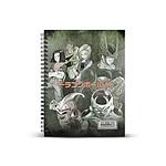 Dragon Ball - Carnet de notes A4 Evil
