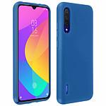 Avizar Coque Bleu Nuit pour Xiaomi Mi 9 Lite