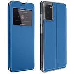 Avizar Etui folio Bleu pour Samsung Galaxy S20