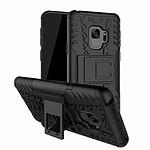 Lapinette Coque Anti Choc Pour Samsung Galaxy S9 Modèle Spider Noir