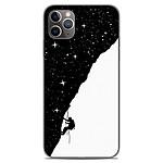 1001 Coques Coque silicone gel Apple iPhone 11 Pro Max motif BS Nightclimbing