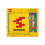 LEGO - Set de papeterie Imagine