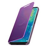 Avizar Etui folio Violet pour Huawei Mate 20 Pro