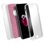 Avizar Coque Rose pour Apple iPhone 7 , Apple iPhone 8