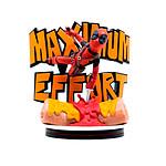 Marvel - Diorama Q-Fig MAX Deadpool Maximum Effort 14 cm