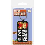 Nintendo - Porte-clés Born in the 80's 6 cm