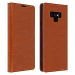 Avizar Etui folio Camel pour Samsung Galaxy Note 9
