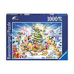 Disney - Puzzle Collector's Edition Le Noël de Disney  (1000 pièces)
