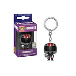 Fortnite - Porte-clés Pocket POP! Burnout 4 cm