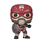 Black Widow - Figurine POP! Red Guardian 9 cm