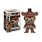 Five Nights at Freddy's - Figurine POP! Nightmare Freddy 9 cm