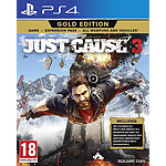Just Cause 3 Edition Gold (PS4)
