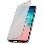 Avizar Etui folio Argent pour Samsung Galaxy S10e