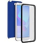 Avizar Coque Bleu pour Honor 7A , Huawei Y6 2018